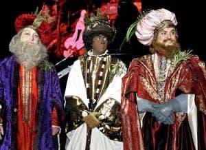 Three Kings procession Madrid
