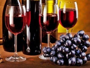 WINE WIN: English drop beats Spanish in survey