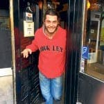 Luciano at La Muralla