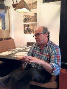Luis at Tito Luigi
