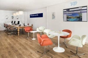 Guadalmina office of Winkworth Spain