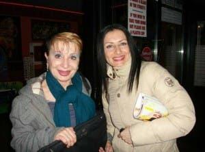 Vicky and Demaria Peyton. Photo: Facebook