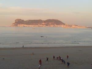 Algeciras beach