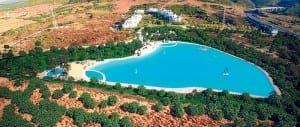 STUNNING: Crystal Lagoons resort