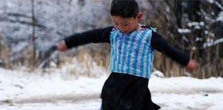 Messi Homayoun Ahmadi