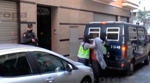 ARRESTED: Spanish police detain ISIS suspects