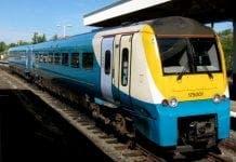 Trains Arriva e