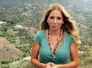 A Place in the Sun presenter Jasmine Harman