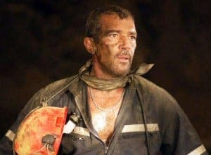 Antonio Banderas in Chilean miner film The 33