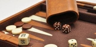 backgammon e
