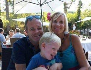 HAPPY FAMILY: The Birketts