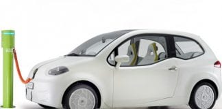 electric car e