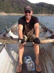 giles on the lake