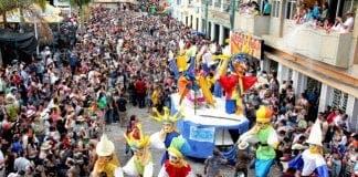 malaga carnival e