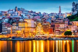 Unesco-protected Porto