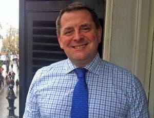 Headmaster Peter Watts