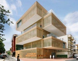 The  Cultural Centre La Gota