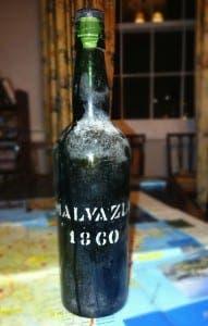 VINTAGE: Madeira wine