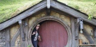Belinda  in Hobbitland e
