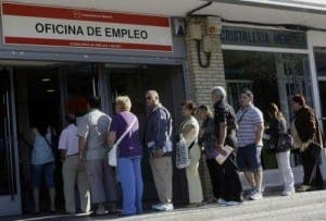 JOBLESS: Southern Spain hit hard by unemployment