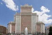 Edificio España    e