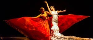 FUSION: Indian and Spanish dance styles combine
