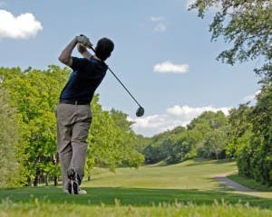 SLOW PLAY: CEO hits out at leisurely golfers