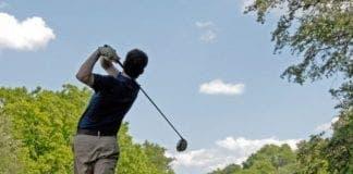 Golfer e