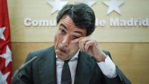 UNDER PRESSURE: Gonzalez in Estepona scandal