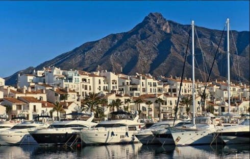 ON FIRE: British lead the way in biggest property sell off in Spain since height of 2007