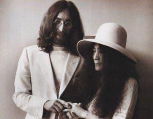 GIBRALTAR WEDDINGS: John Lennon and Yoko Ono