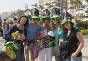 PARTY TIME: St Patricks Day Marbella 2015