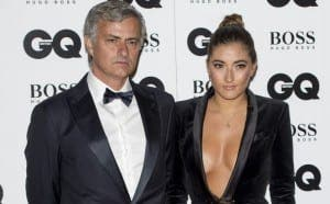 REVEALING: Mourinho's daughter dating ex-Harrow pupil