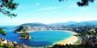 Renters Spain San SEbastian e