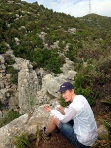 SCENIC: Hike through Hedionda valley