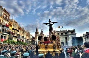 HOLY WEEK: Highlight of Sevilla's calendar
