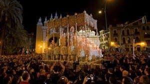 SEVILLA: Up to nine processions a day