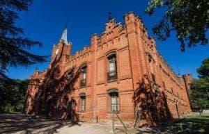 NEW VENUE: Madrid's Finca Torre Arias