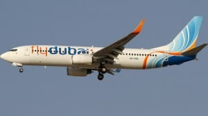 FlyDubai (library photo)