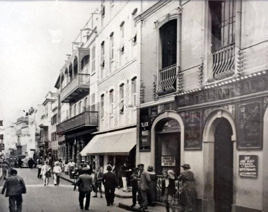 gibraltar old high street
