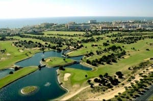 HUELVA: Doanna Golf