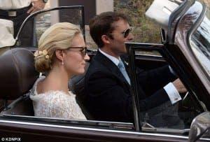 James Blunt's Ibiza wedding