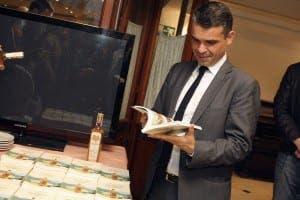 BERNAL'S BOOK: El Aguardiente de Ojen; Historia y leyenda
