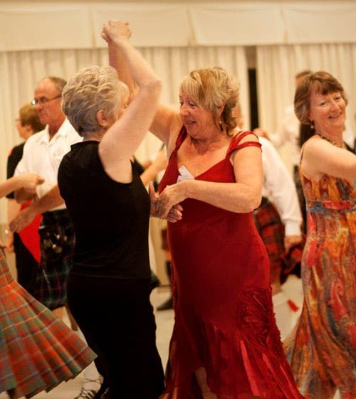 Scottish Country Dancing Jerez