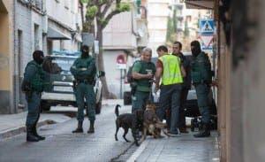 RAID: Police raid couple's Granada home