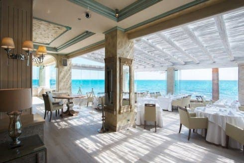 Beautiful Beachfront Dining at The Costa del Sols Finest Restaurant