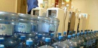 Bottled water e