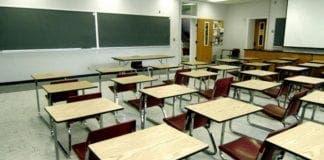 Empty Classroom e