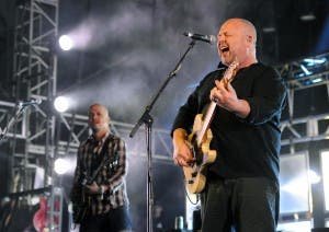 Festivals - the Pixies