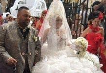Gypsy wedding e